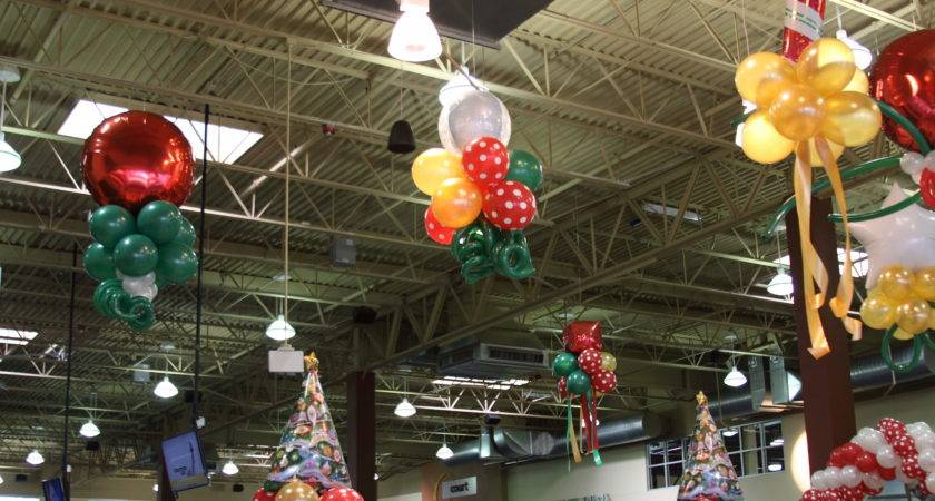 Christmas Ceiling Decorations