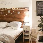 Christmas Decorating Bedroom