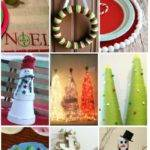 Christmas Decorating Craft Ideas Yourself Autos Weblog