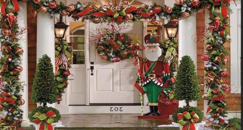 Christmas Decorating Ideas Easy Outdoor