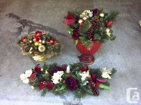 Christmas Decorations Artificial Trees Garlands Port