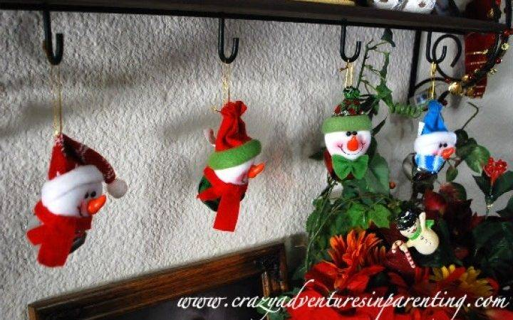 Christmas Decorations Ideas Homemade Cheap