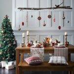 Christmas Decorations Scandinavian Style Ideas