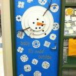 Christmas Door Decorating Ideas Celebrations