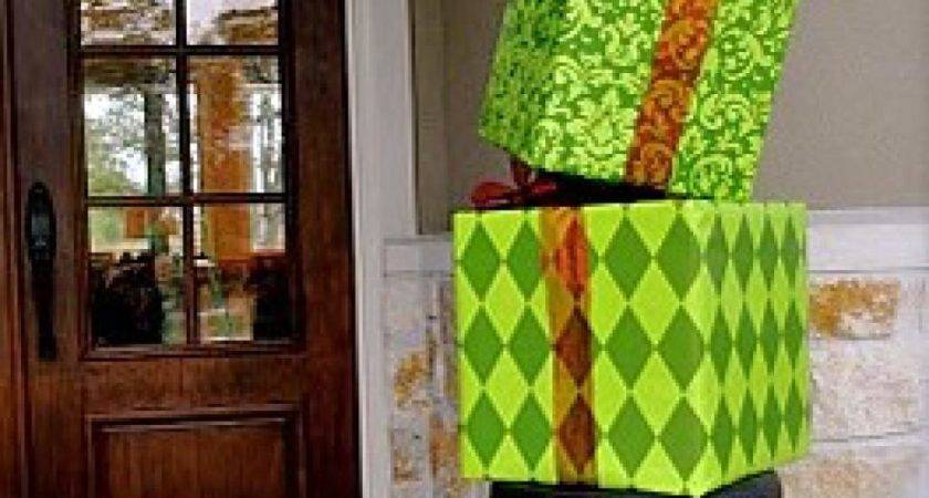Christmas Door Decorations Diy