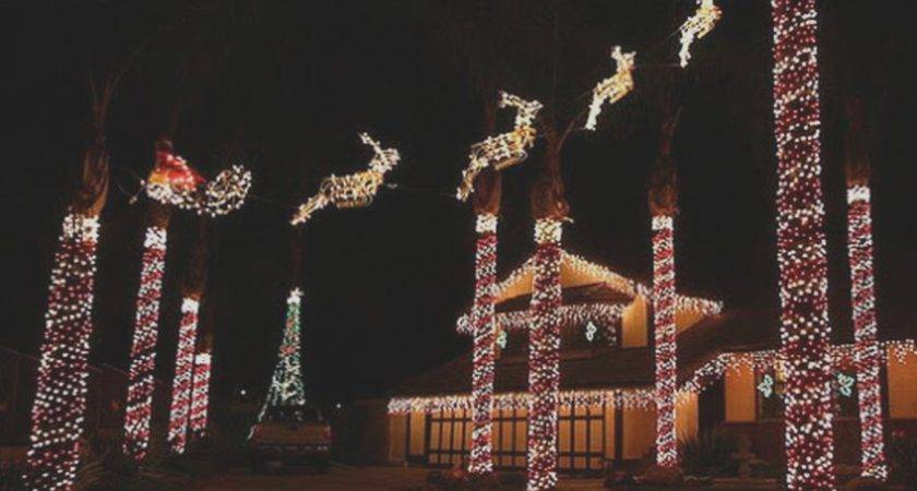 Christmas Lights Decoration Ideas Outdoor Awesome