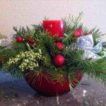 Christmas Ornament Centerpieces Temasistemi