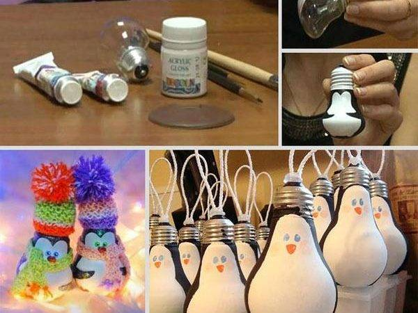 Christmas Ornaments Homemade Diy Xmas Ornament