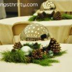 Christmas Party Table Decoration Ideas Nice