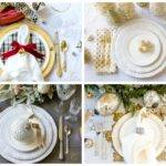 Christmas Place Setting Ideas Perfect Table