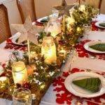 Christmas Table Centrepieces Princess Decor