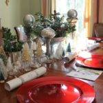 Christmas Table Decorations Make Home Indelink
