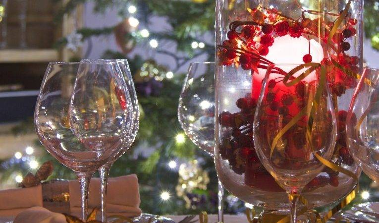 Christmas Table Decorations Stylecw Style