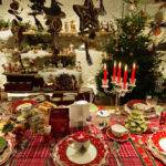 Christmas Table Settings Decoration Ideas