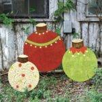 Christmas Wooden Yard Decorations Designcorner