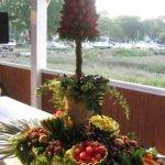 Church Cook Fruit Centerpiece