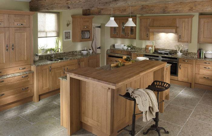 Classic Country Kitchen Designs Alderwood Fitted Furniture