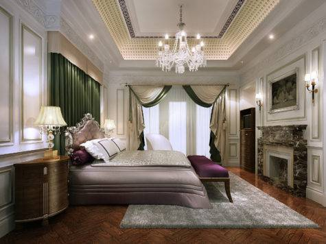 Classic Style Bedroom Furniture