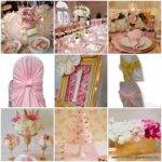 Classic Weddings Events Pink Gold Wedding Ideas