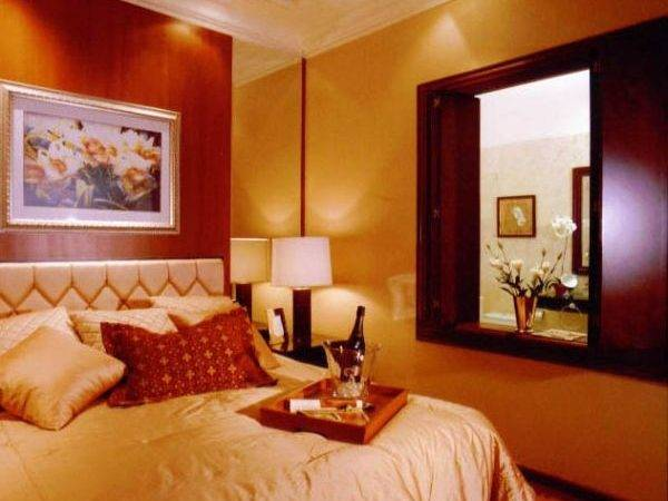Classical Modern Small Apartment Decorating Design Concept