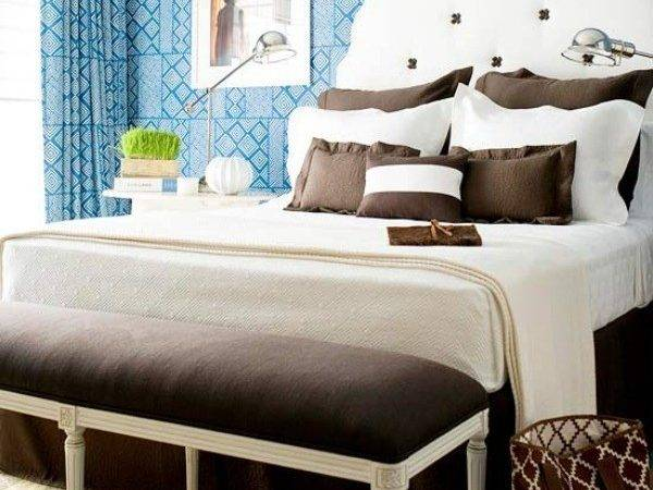 Classy Marvelous Bedroom Wall Design Ideas