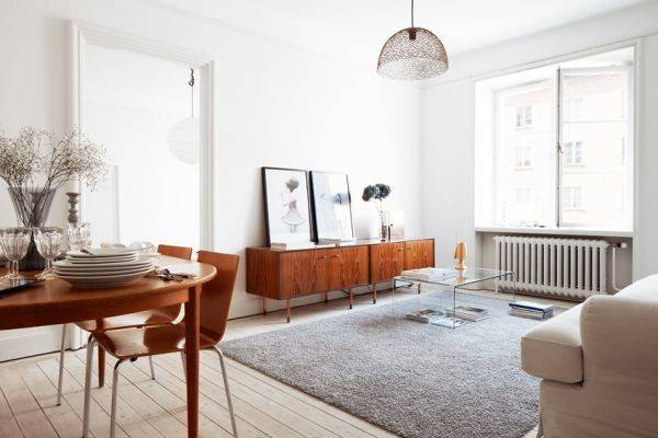 Clean Apartment Beautiful Old Building Modern