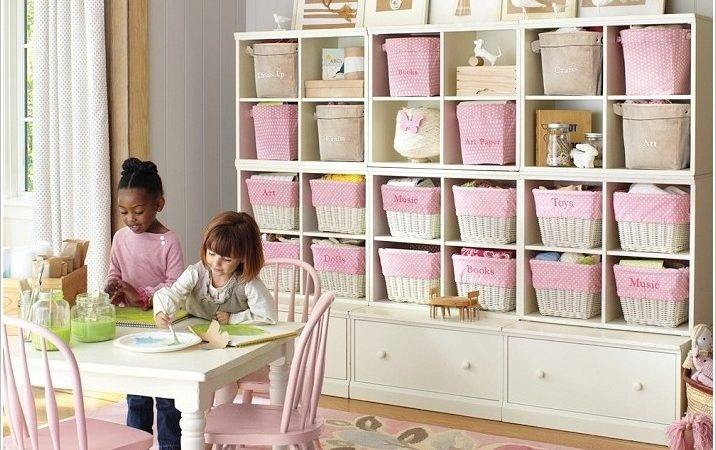 Clever Kids Playroom Organization Hacks Ideas