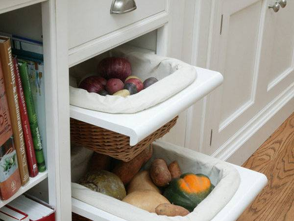 Clever Kitchen Storage Ideas Haven Thought