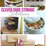 Clever Shoe Storage Ideas Landeelu