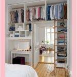 Clever Storage Ideas Small Bedroom