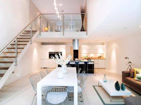 Clever Townhouse Interior Design Tips Ideas