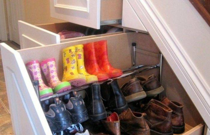 Closet Under Stairs Other Solutions Like