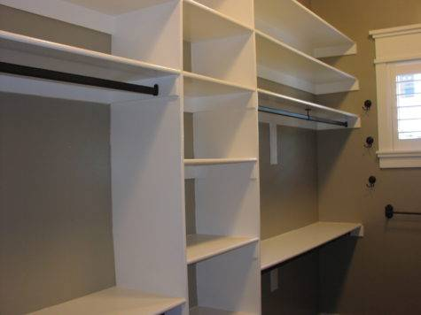 Closets Built Ins Apex Carpentry