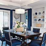 Coastal Living Dining Room Beach Style