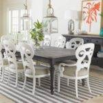 Coastal Living Dining Room Rectangular Leg Table