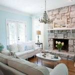 Coastal Living Room Decor Modern House