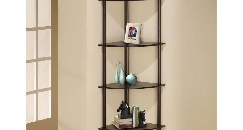 Coaster Fine Furniture Corner Shelf Lowe Canada