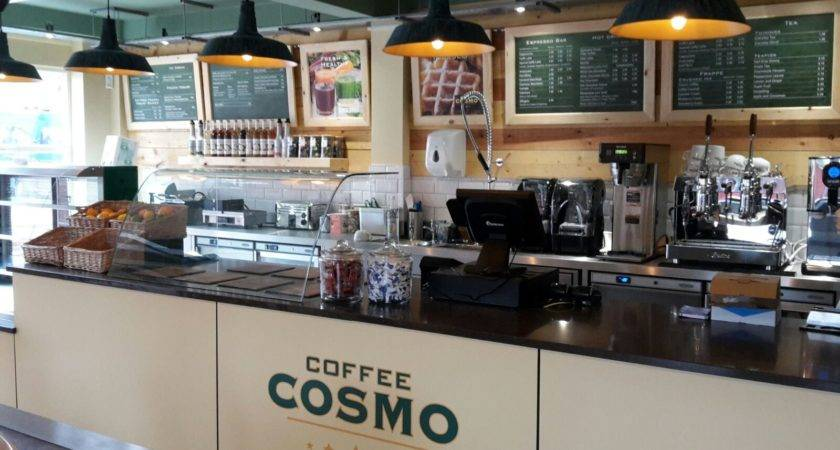 Coffee Cosmo Blaby Counters Nightclubs