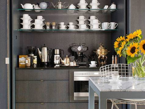 Coffee Station Ideas Better Homes Gardens