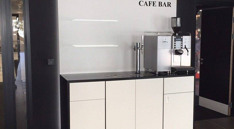 Coffee Stations Tea Points Furniture