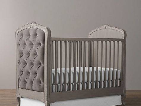 Colette Tufted Crib