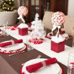 Collection Christmas Table Setting Ideas Home