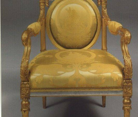 Collection Colombo Stile Presents Chair Art