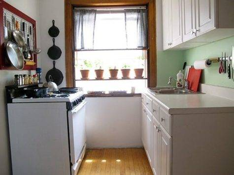Collection Small But Smart Kitchen Interior Designs