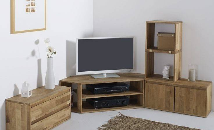 Collection Solid Wood Corner Cabinets Stand
