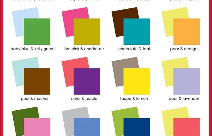 Color Combos Inspire Projects Improve Crafts