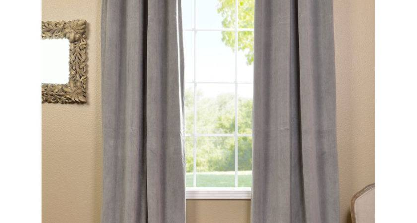 Color Curtains Slate Blue Walls Curtain