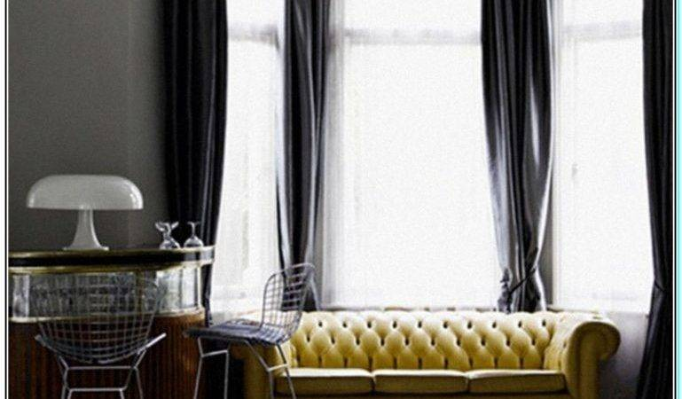 Color Curtains Yellow Walls Choose Your