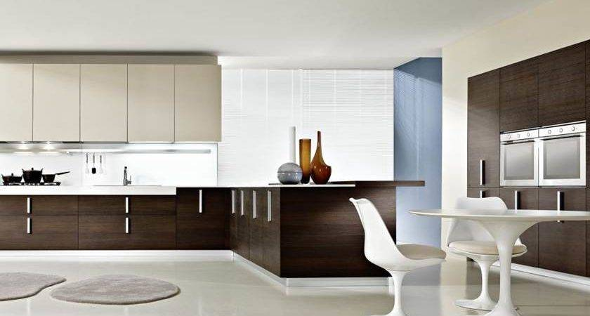 Color Ideas Modern Contemporary Kitchen Designs