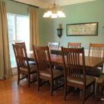 Color Should Never Paint Your Dining Room